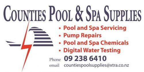Counties pool and Spa supplies