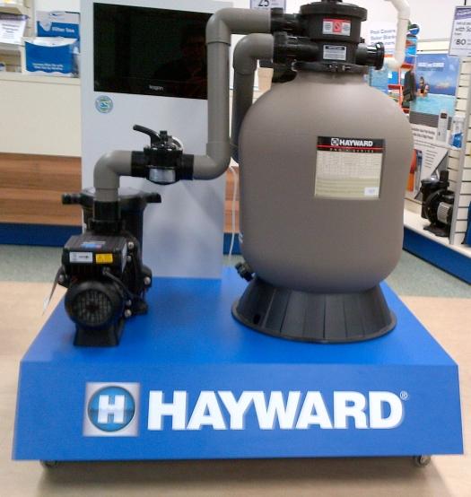 Hayward Display Dynamic Ft